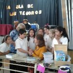 Encuentro con lectores La isla de los tesoros